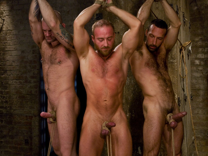Naked men bdsm gay